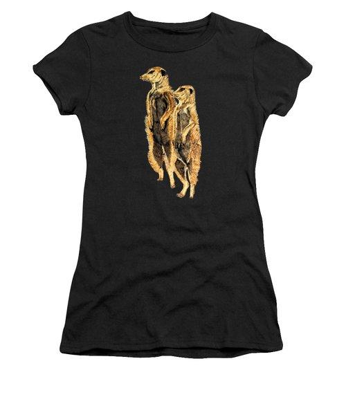 Meerkats Women's T-Shirt