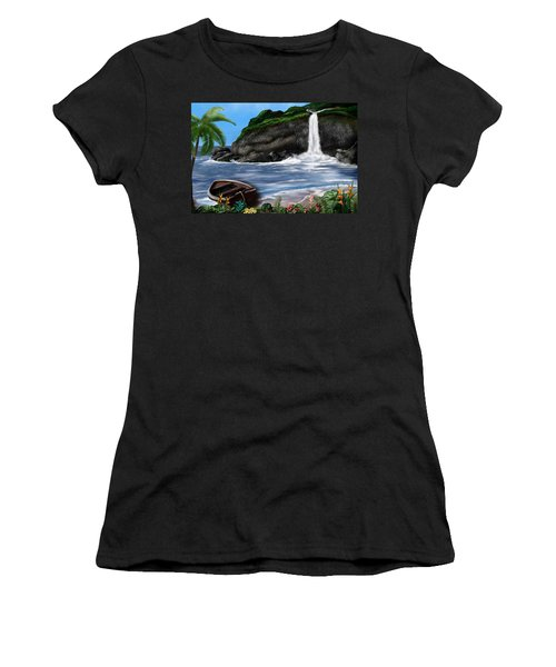 Meet Me At The Beach Women's T-Shirt