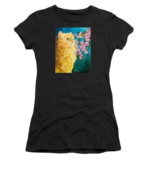 Meeting Eye To Eye Women's T-Shirt