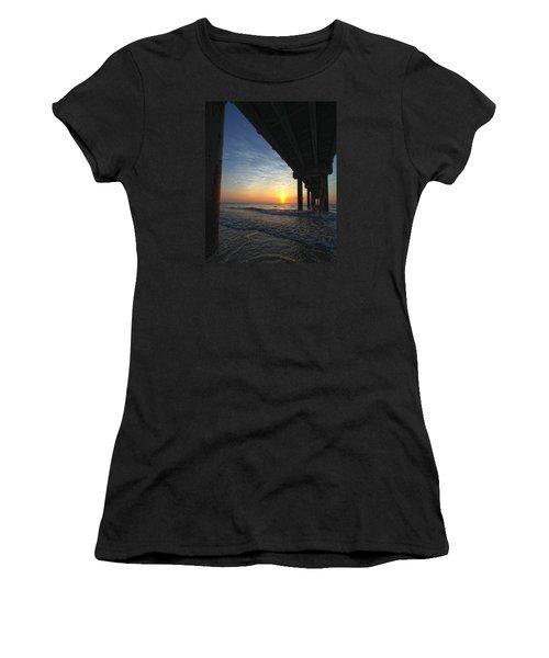 Meeting The Dawn Women's T-Shirt