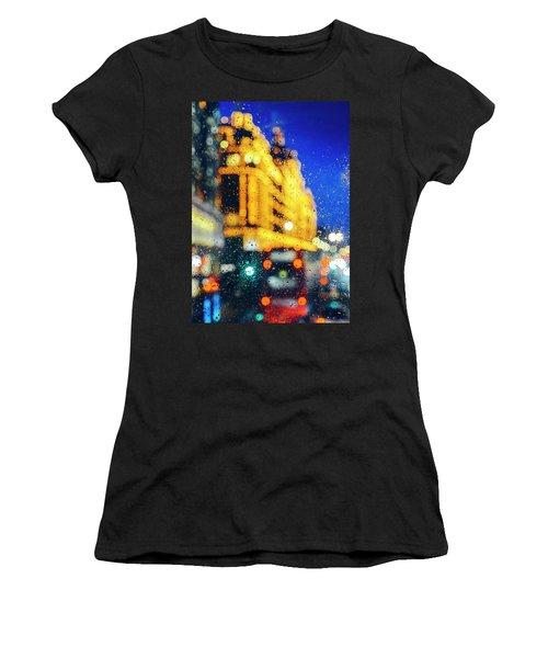 Melancholic London Lights  Women's T-Shirt
