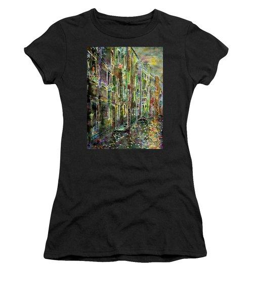 Melanconia Women's T-Shirt (Athletic Fit)