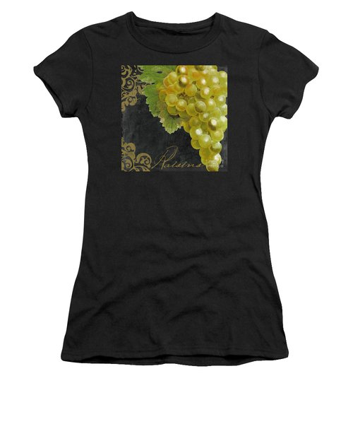 Melange Green Grapes Women's T-Shirt