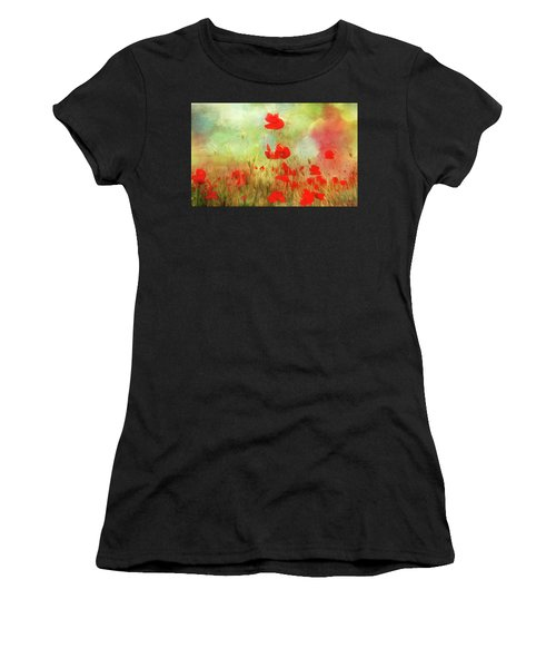 Melody Of Summer Women's T-Shirt