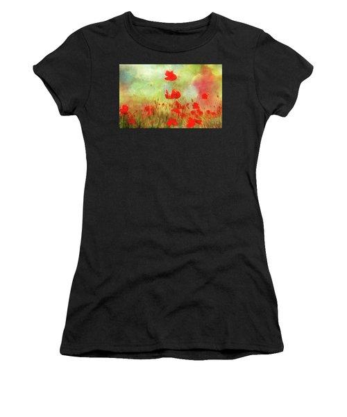 Melody Of Summer Women's T-Shirt