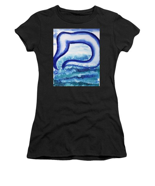 Mem In The Sea Women's T-Shirt (Athletic Fit)
