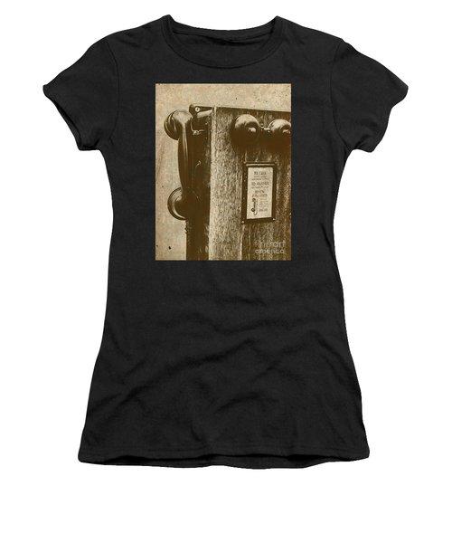 Memories In Recall Women's T-Shirt