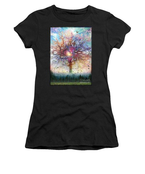 Memory Of A Tree Women's T-Shirt