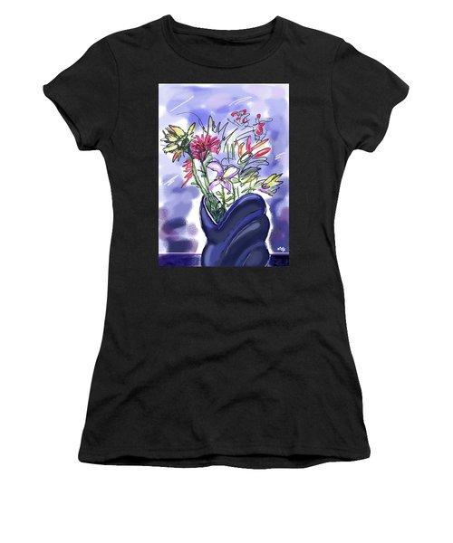Memory Of Spring Women's T-Shirt