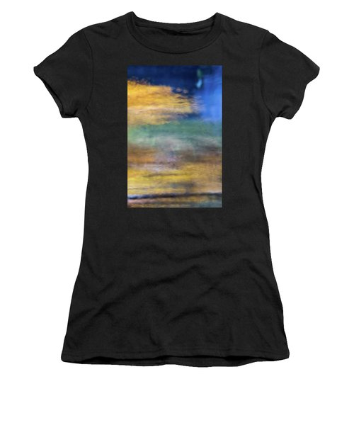 Merced River Reflections 12 Women's T-Shirt (Athletic Fit)