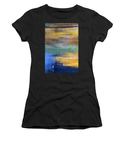 Merced River Reflections 13 Women's T-Shirt (Athletic Fit)