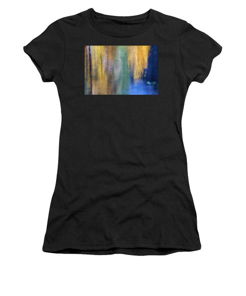 Merced River Reflections 17 Women's T-Shirt (Athletic Fit)