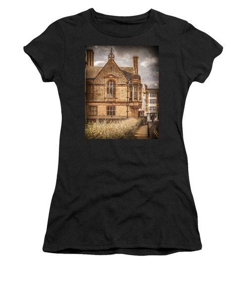 Oxford, England - Merton Street Women's T-Shirt