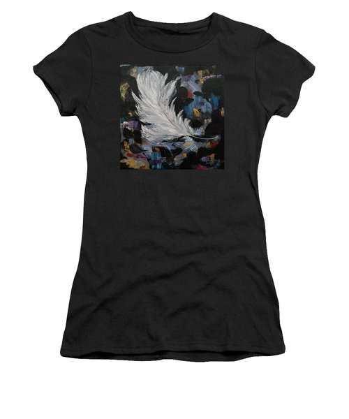 Message Received Women's T-Shirt (Athletic Fit)
