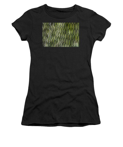 Metal Fence Women's T-Shirt (Athletic Fit)