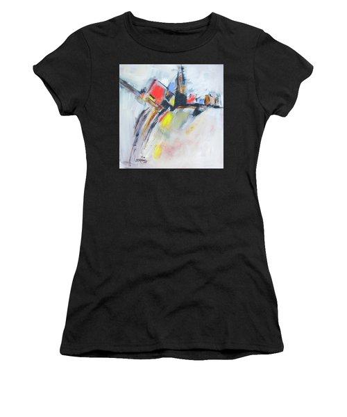 Metro Energy Women's T-Shirt (Athletic Fit)