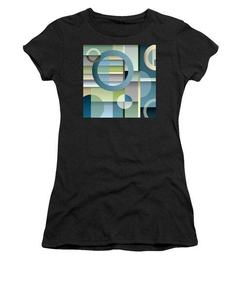 Metro Women's T-Shirt (Athletic Fit)