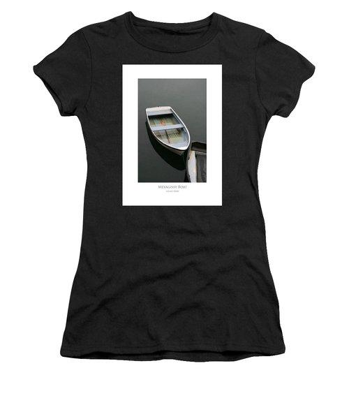 Mevagissy Boat Women's T-Shirt