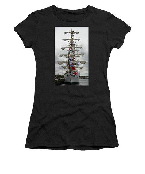 Mexican Navy Ship Women's T-Shirt