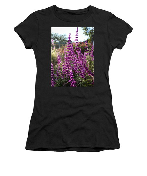Mexican Sage Women's T-Shirt