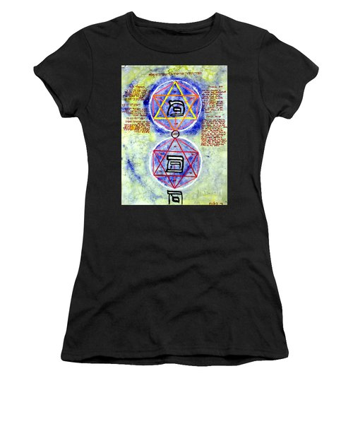 Mi And Ma Women's T-Shirt (Athletic Fit)