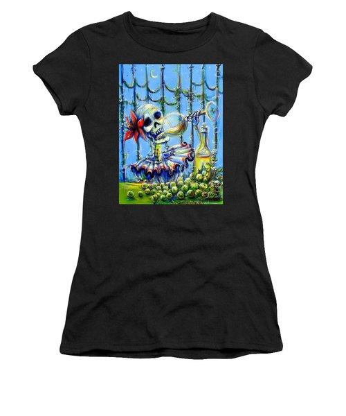 Mi Chardonnay Women's T-Shirt (Athletic Fit)