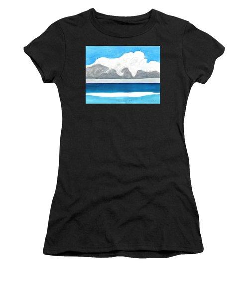 Miami Beach, Florida Women's T-Shirt (Athletic Fit)
