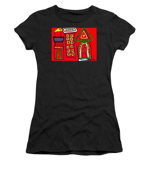 Michael Landon Little House On The Prairie Women's T-Shirt (Athletic Fit)