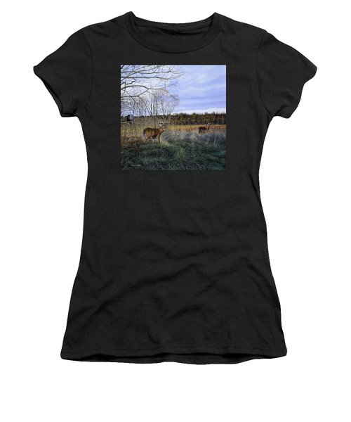 Take Out - Deer Women's T-Shirt