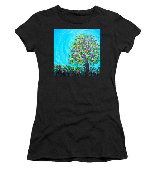 Mid-summer Tree Breath Women's T-Shirt