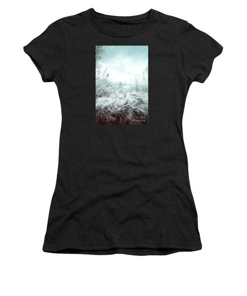 Middle Of Snowhere Women's T-Shirt