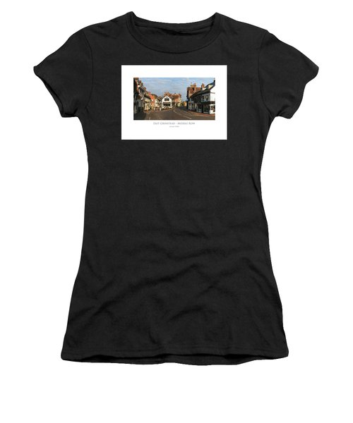 Middle Row East Grinstead Women's T-Shirt