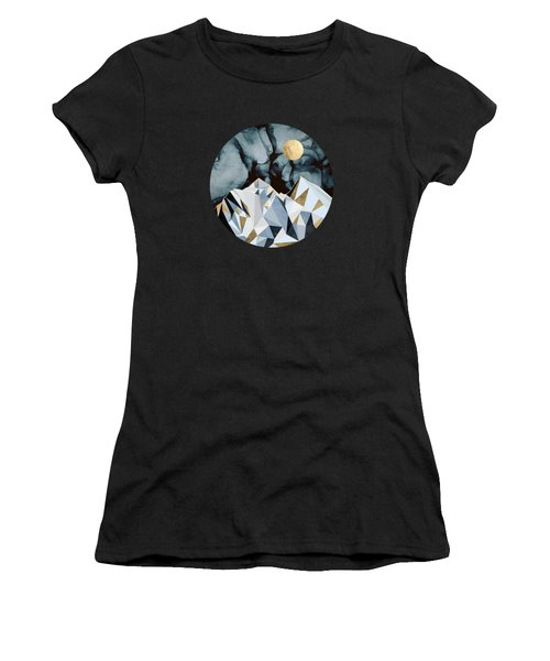 Midnight Peaks Women's T-Shirt