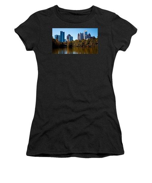 Midtown In The Fall Women's T-Shirt