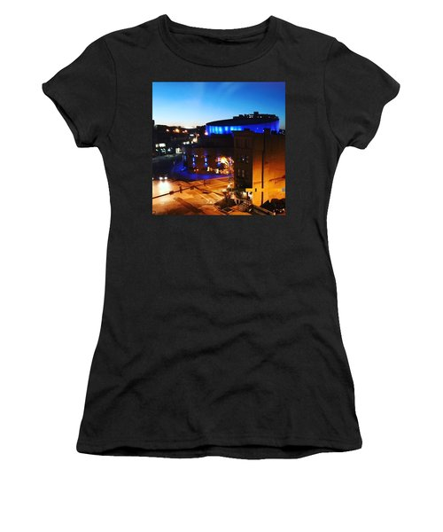 Midtown Neon Women's T-Shirt (Athletic Fit)