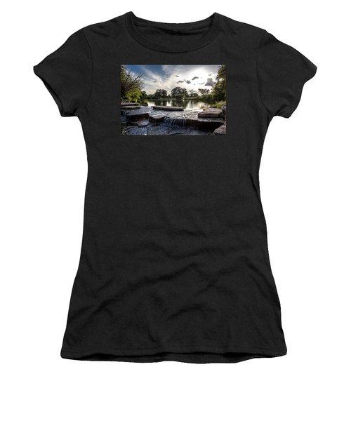 Midwest Sunset Women's T-Shirt