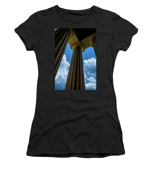 Mighty Columns  Women's T-Shirt