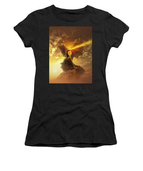 Mighty Dragon Women's T-Shirt