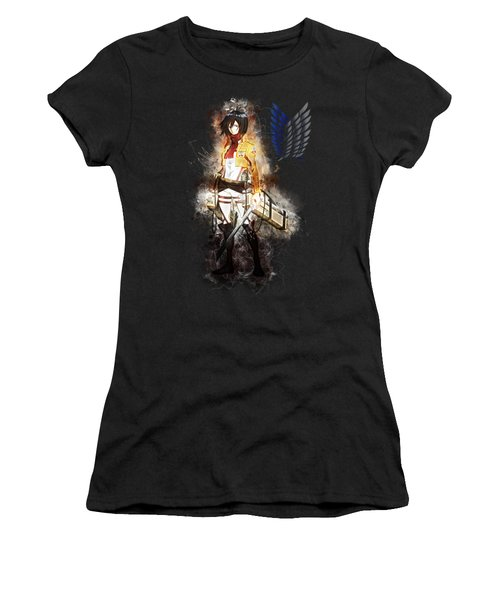 Mikasa Women's T-Shirt
