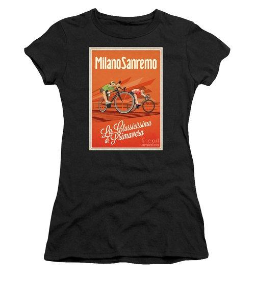 Milan San Remo Women's T-Shirt