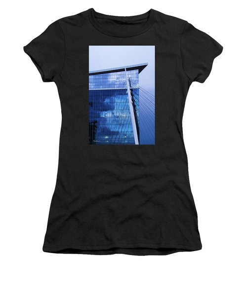 Milennium Bridge Spire Women's T-Shirt (Athletic Fit)