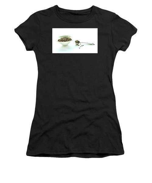 Milk Thistle Seeds Women's T-Shirt (Athletic Fit)