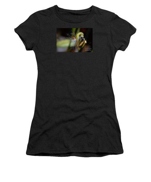 Milkweed Seed Women's T-Shirt (Athletic Fit)