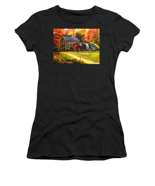 Mill House Women's T-Shirt (Athletic Fit)