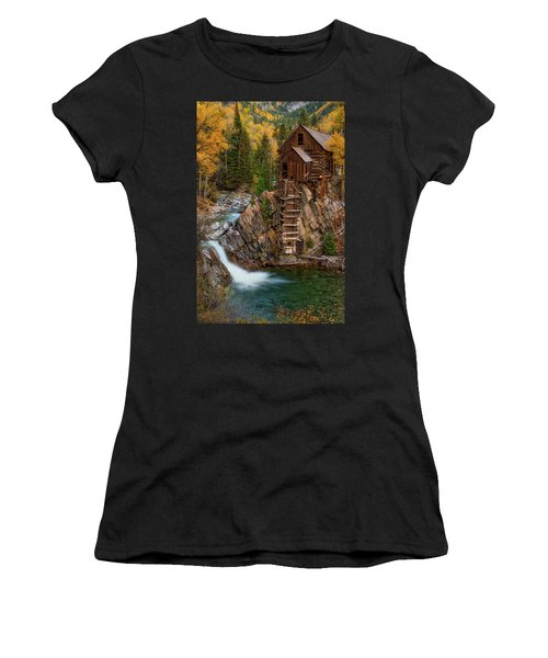 Mill In The Mountains Women's T-Shirt