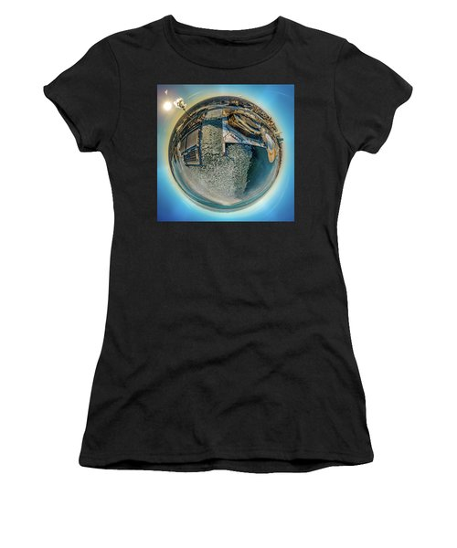 Milwaukee Pierhead Light Little Planet Women's T-Shirt