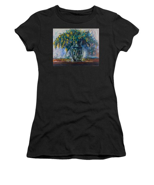 Mimosa Women's T-Shirt (Athletic Fit)