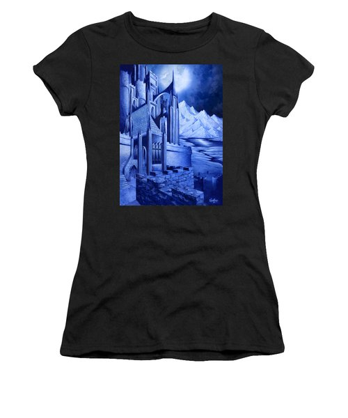 Minas Tirith Women's T-Shirt (Athletic Fit)