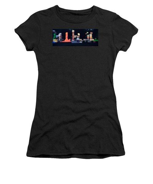 Mincraft Home Women's T-Shirt