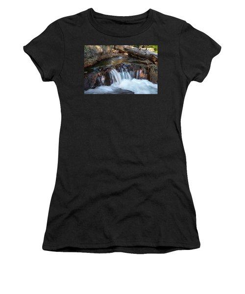Mini-fall At Eagle Falls Women's T-Shirt